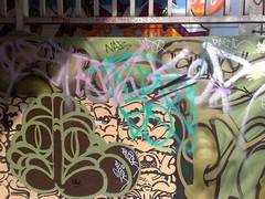 Misc graffiti (James Nash (aka Cirrus)) Tags: urban streetart london art graffiti grime southwark leakestreet imagespace:hasdirection=false
