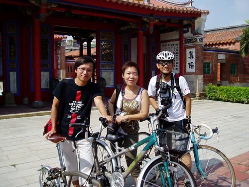 Eric Chuang 拍攝的 單車日記鹿港完結篇_Taken by Rita。