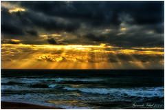 Amanecer en el mar / Brasil (Facu551) Tags: sea brasil sunrise mar paisaje amanecer bahia salvador costadosaupe cruzadas supershot costadosauipe abigfave platinumphoto ltytr1 overtheexcellence a3b 6retos6 facu551