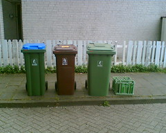 Urine collection in Ede