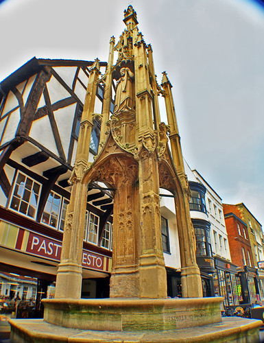 Winchester's Buttercross by you.