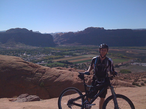 Tim Over Moab