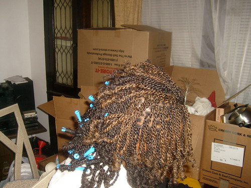 kinky twist. natural hairstyles Hair