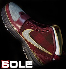 Zoom LeBron 6 Wise & Kid rs