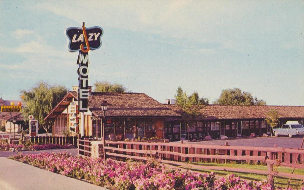 Lazy J Motel - Boulder, Colorado