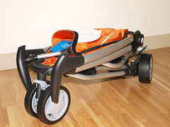 PA293577 Quinny Zapp嬰兒推車