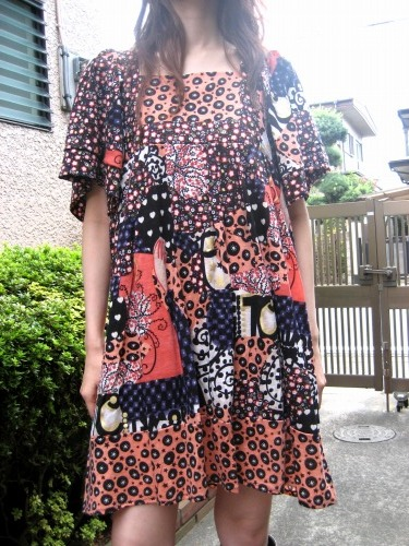 New dress from Tsumori Chisato
