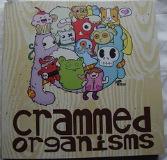 crammed organisms book