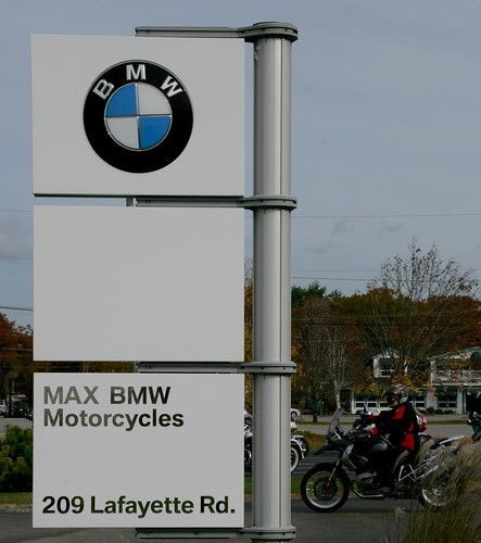 Max BMW N. Hampton NH