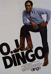 OJ Simpson (hagerstenguy) Tags: man feet sports smile leather sport mystery star three los cowboy shoes legs boots angeles hunk simpsons hollywood actor 1980 simpson oj dingo