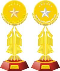 'Lạm phát' giải thưởng thương hiệu