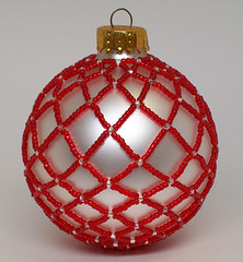 Candy Cane Colors Christmas Ornament