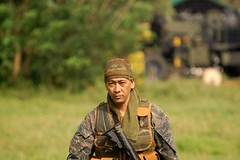 Commando (thatoneguy2008) Tags: infantry exercise portait military philippines helicopter soldiers guns marines airforce troops dnd afp airassault departmentofdefense kawal sundalo philippinearmy armedforcesofthephilippines mandirigma hukbongkatihanngpilipinas