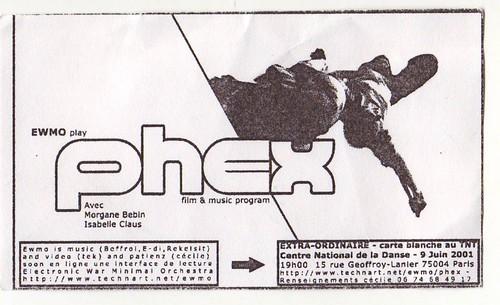 Phex, cnd, 2001