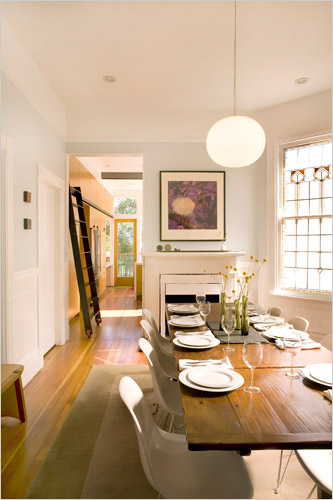 sf victorian remodel dining