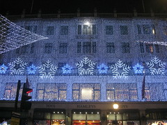 Hamley's Christmas Lights (by jenniejenjen06)