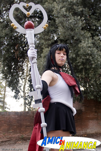 Pretty Guardian Sailor Moon Setsuna Meiou Fotos Cosplay