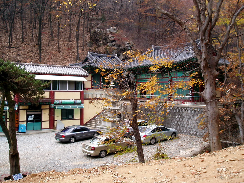 Birae-sa Temple(1)