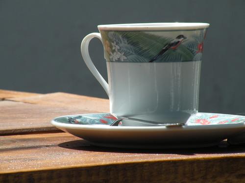 Taza de té por Nachinchon.