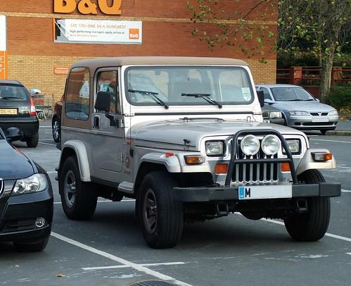 94 YJ Jeep wrangler Sahara