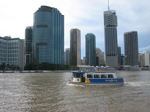 City Ferry, Brisbane