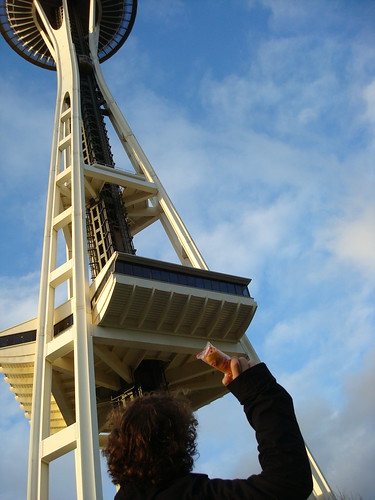 Twinkie #11: Hurled at the Space Needle