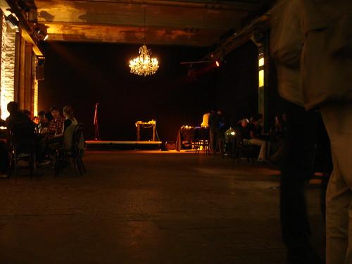 Naxoshalle Clubraum 2007
