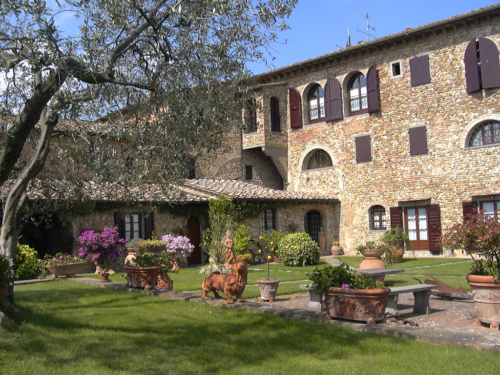 Welcome to Our Chianti Villa Holiday Apartments Chianti Farmhouse Accommodations