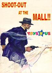 Shootout at the Mall