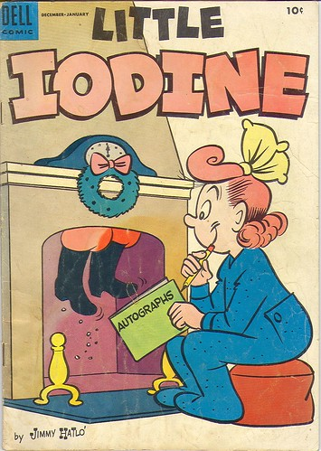 LittleIodine 27 (by senses working overtime)