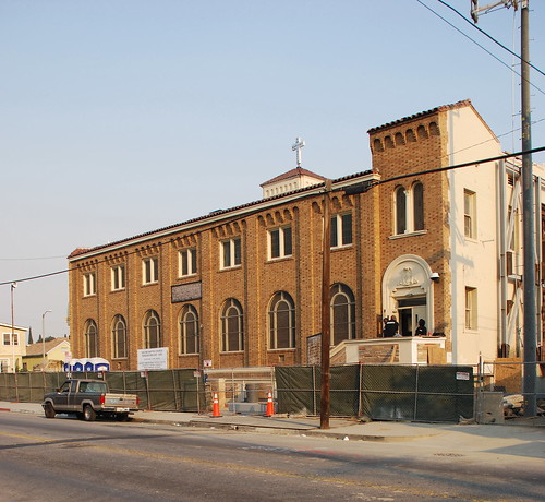 Second Baptist Church Building