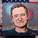 Painting of Robin Williams by DILLON
