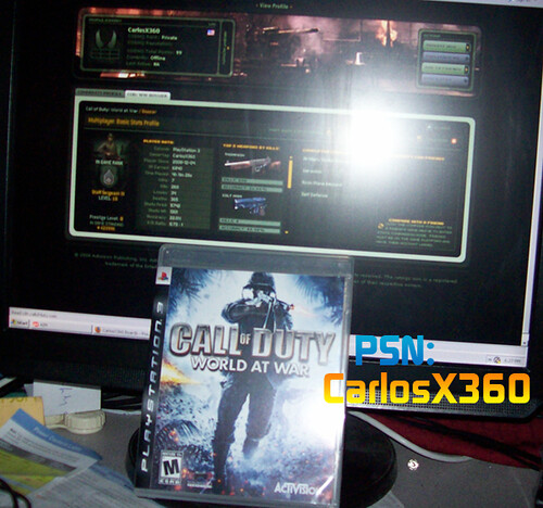 World At War with CarlosX360