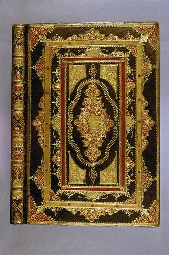 009- Comentarios de Sir Francis Vere- Cuero policromado- 1660 Cambridge