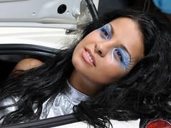 Motor Show Bologna 2008 (stefanoamirante) Tags: portrait nikon bologna sorriso 2008 ritratto motorshow bellezza ragazza d300 modelle nikkor18200 donneemotori ragazzaimmagine