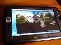 Yay SecondLife tablet!