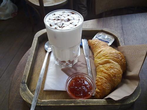 Koffiebranderij Or in Gent