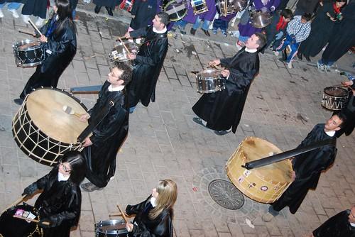 Desfile Jornadas Hellín - Urrea de Gaén
