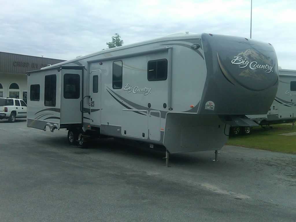 2012 Big Country 3650