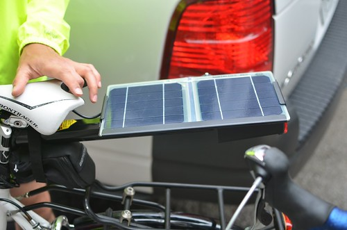 Climate Ride: Solar Panel