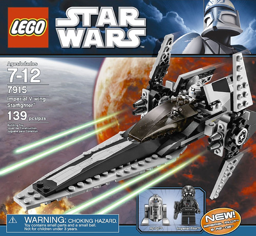 7915 Imperial V-wing Starfighter