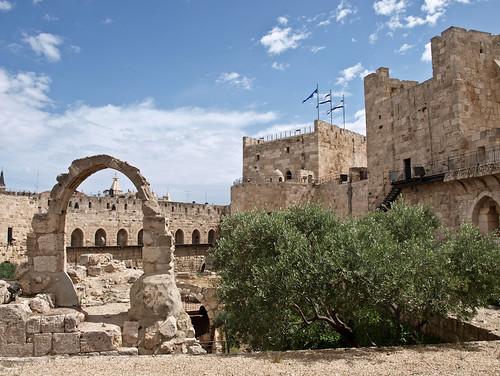 Barrio Cristiano - Museo Torre de David