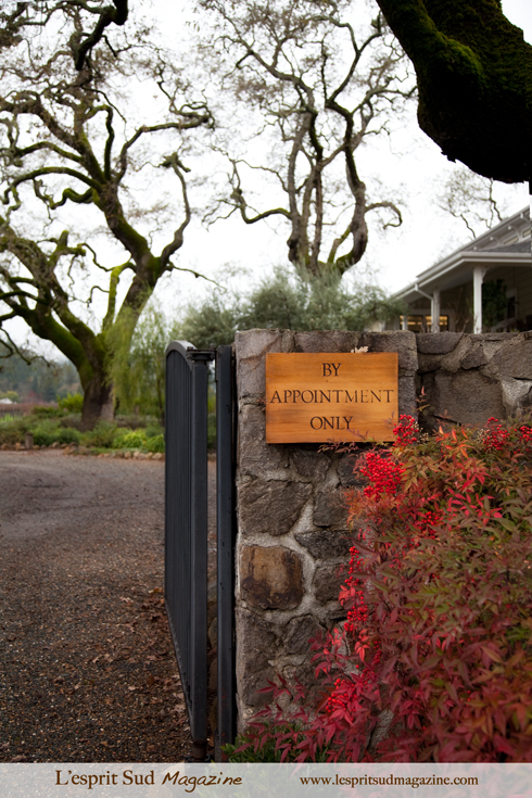 Spottswoode Estate Vineyard & Winery (St Helena, CA)