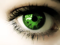 STOCK IMAGE EYE EDITED - GREEN WITH ENVY - (PART OF THE 7 DEADLY SINS SERIES) by (Moments Captured in Time)