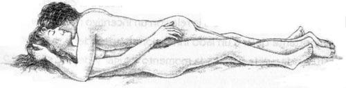 Imagen de la postura del misionero