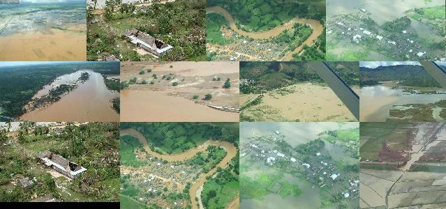 madagascar flooding in slide show