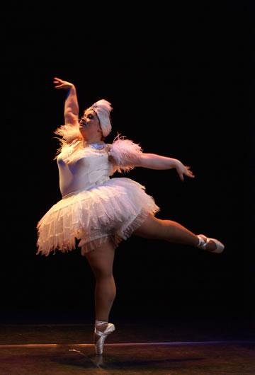 Fat Ballet 90