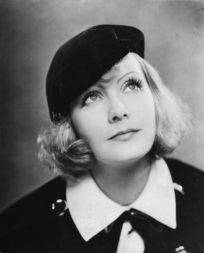 Greta Garbo par Clarence Sinclair Bull