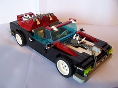 Spawn-mobil 6 LUGNuts heroes/villains