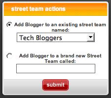 SocialSpark Street Teams